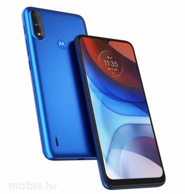 Motorola E7 Power 4GB/64GB: plava