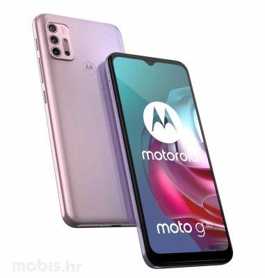 Motorola G30 6/128GB: ljubičasta