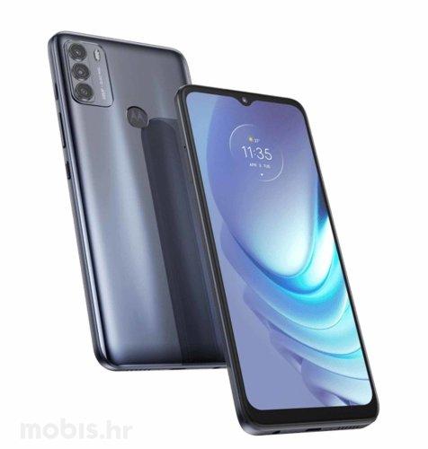 Motorola G50 4/64GB 5G: siva