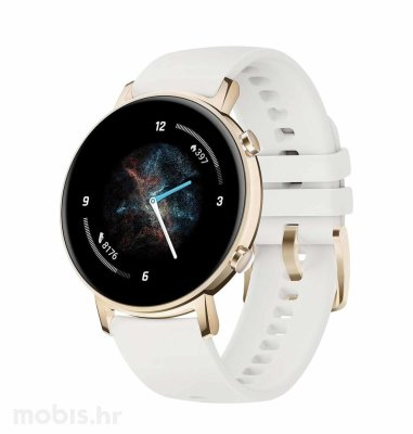 Huawei Watch GT 2 (42 mm): bijeli