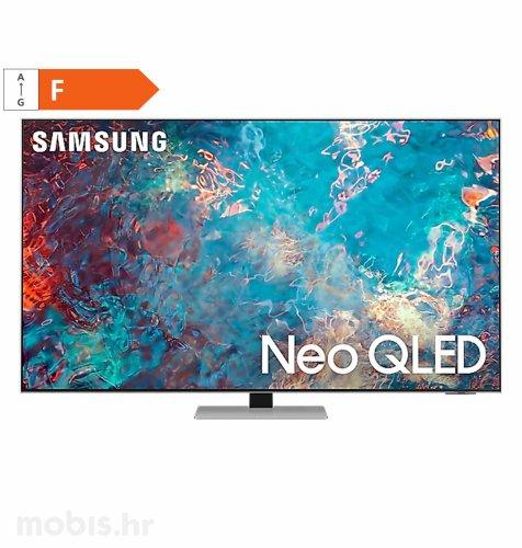 Samsung QLED TV QE65QN85AATXXH: crni