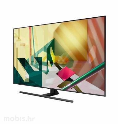 Samsung QLED TV QE65Q70TCTXXH: crni