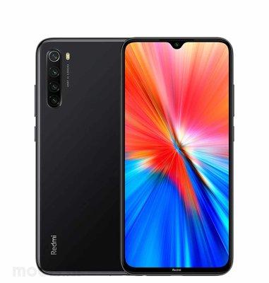 Xiaomi Redmi Note 8 2021 4GB/64GB: crni