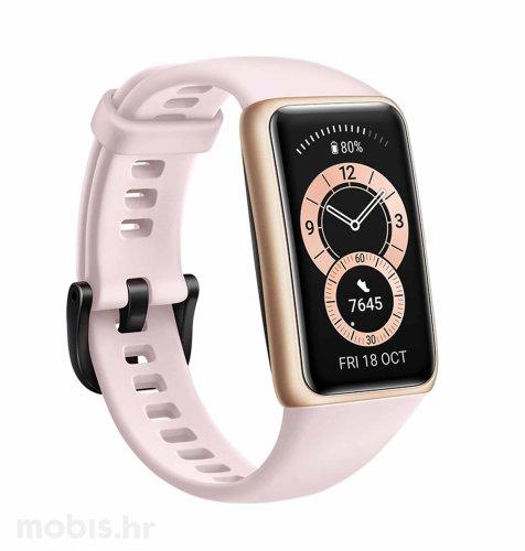 Huawei Band 6 pametna narukvica: roza