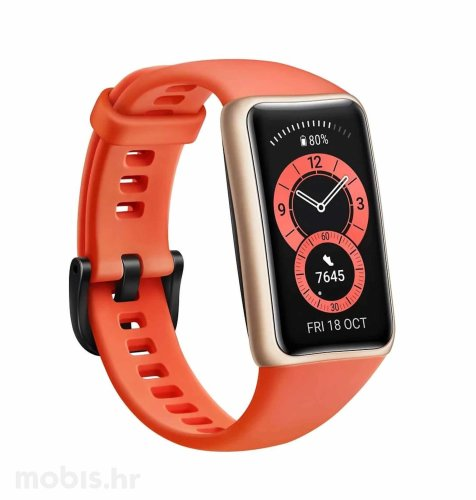Huawei Band 6 pametna narukvica: narančasta