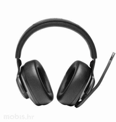 JBL Quantum 400 Gaming slušalice: crne