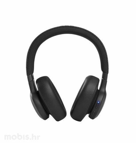 JBL Live 660 NC bežične slušalice: crne