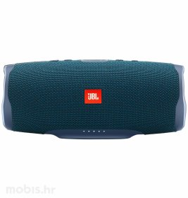 JBL Charge 4 bluetooth prijenosni zvučnik: plavi