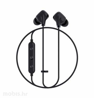 Happy Plugs Ear Piece II bežične slušalice: crne