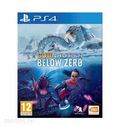 Subnautica: Below the Zero igra za PS4