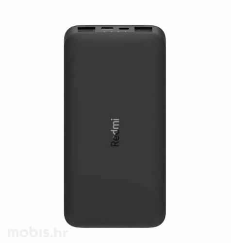 Xiaomi Redmi Powerbank 10000 mAh: crni