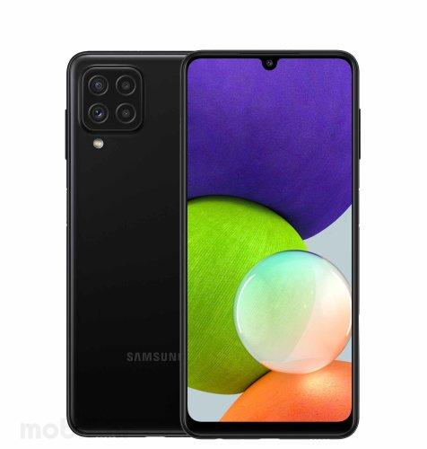Samsung Galaxy A22 4GB/64GB: crni