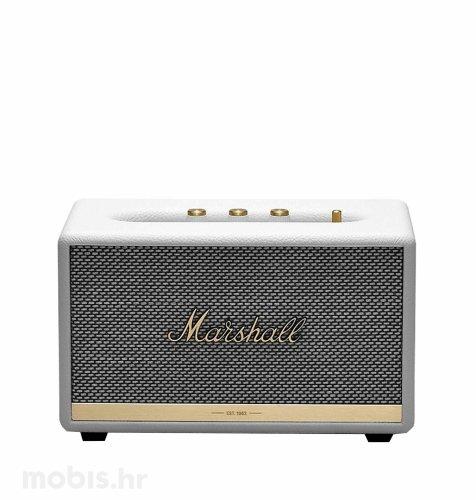 Marshall Acton II bluetooth zvučnik: bijeli