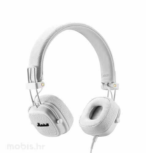 Marshall Major III slušalice: bijele