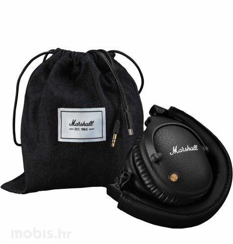 Marshall monitor bluetooth slušalice A.N.C. :crne