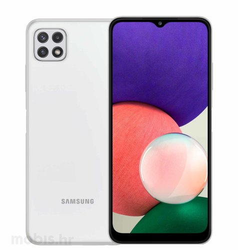 Samsung Galaxy A22 5G 4GB/64GB: bijeli