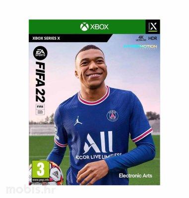 FIFA 22 igra za Xbox Series X