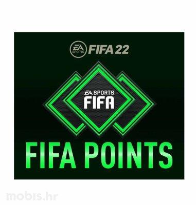 FIFA Ultimate Team 22 2200 FIFA points za PC
