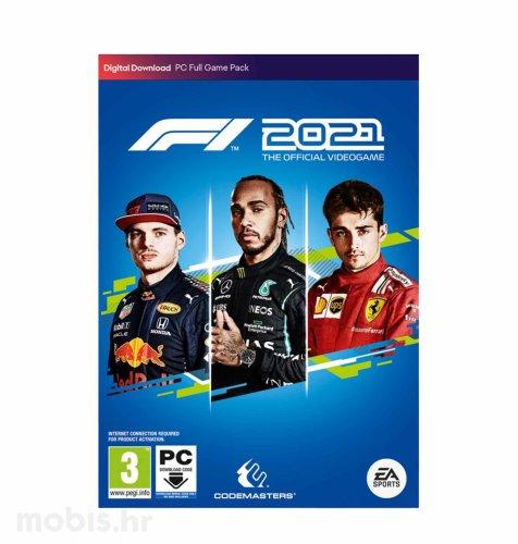 F1 2021 igra za PC