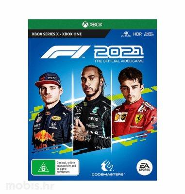 F1 2021 igra za Xbox One