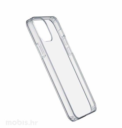 Cellularline plastična zaštita za iPhone 12, iPhone 12 Pro: prozirna