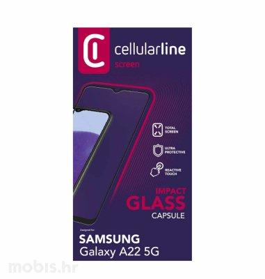 Cellularline zaštitno staklo za Samsung Galaxy A22 5G