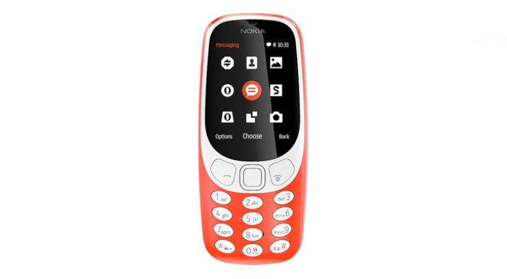 Klasična plava verzija Nokije 3310
